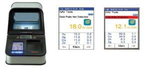 SNY:n Niton DXL800 XRF-laite